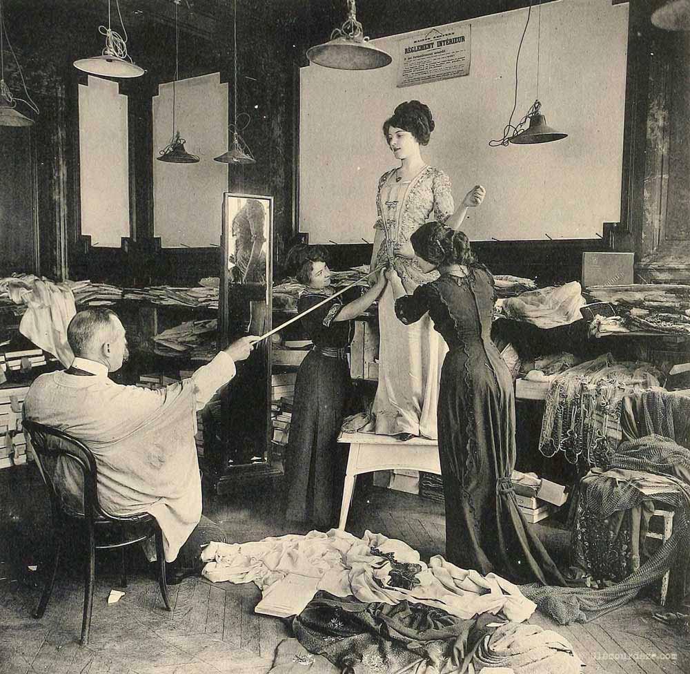 1910 Fashion Images Les Createurs De La Mode Glamourdaze