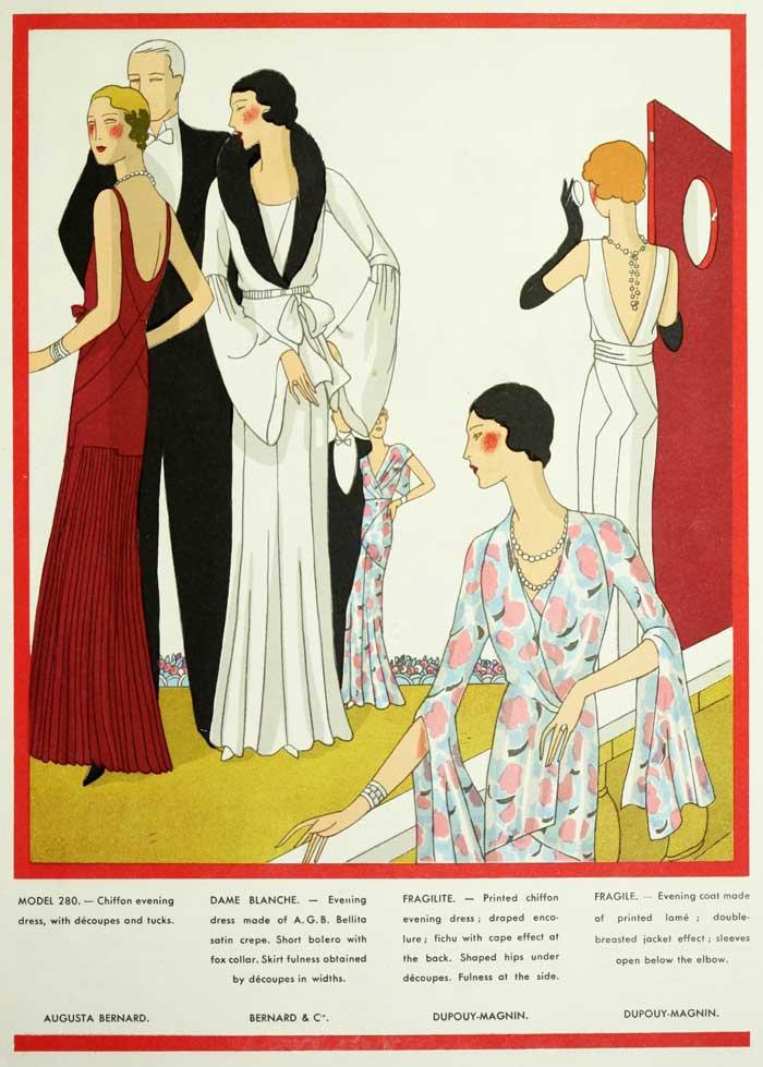 Stunning 1920s Fashion Magazine Online