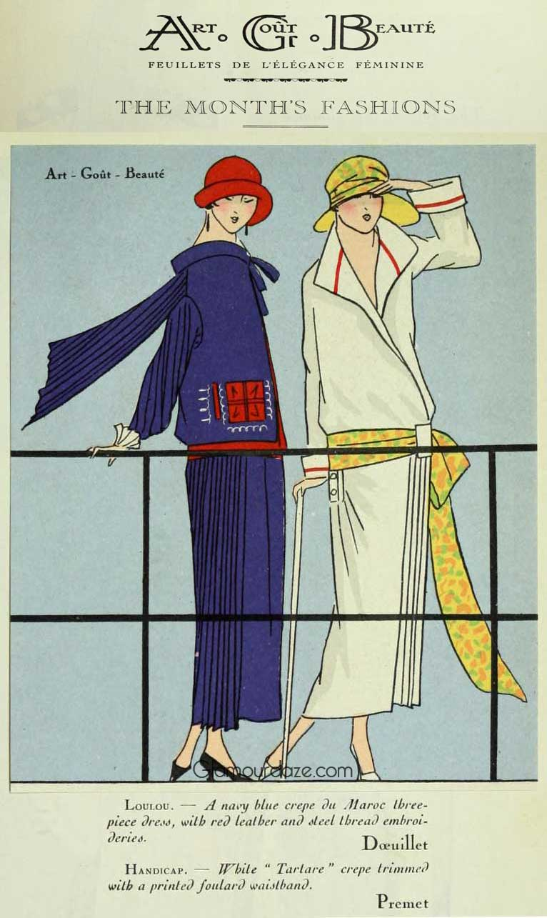 Cannes The French Summer Fashion Capital In 1920s