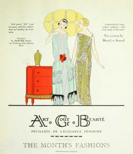 Art-gout-beaute--1923-art-deco-fashion-plate