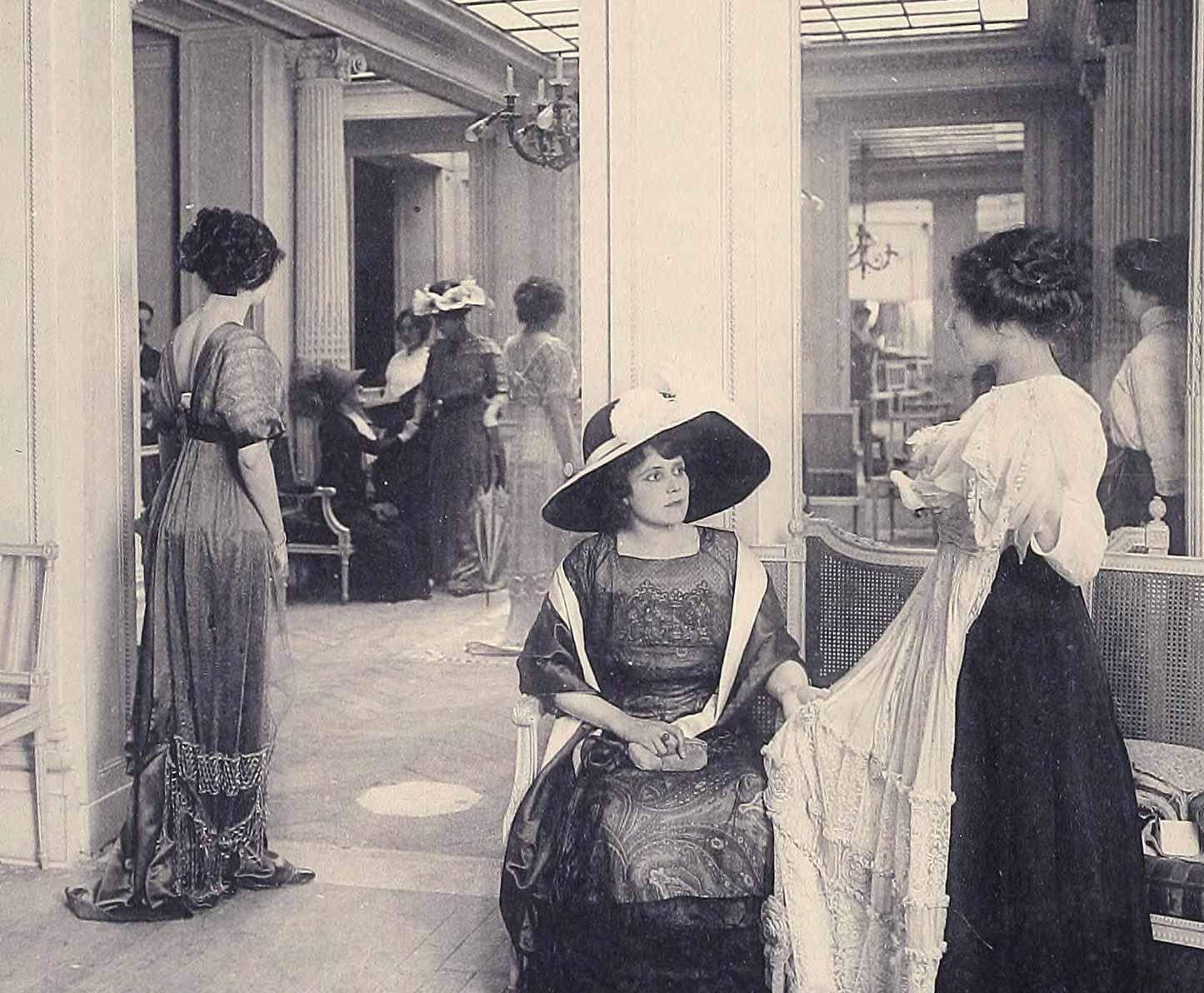 1910 Fashion Images Ndash Les Createurs De La Mode Glamourdaze