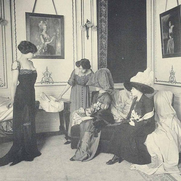 House-of-Worth---Salon-de-Vente-1910-Fashion