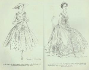 Norman-Hartnell---Princess-Margaret