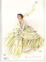 Norman-Hartnell---Queen-Elizabeth-11-tulle-dress---1950s