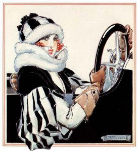 1920s fashion - René-Vincent---1923- La Vie Parisienne