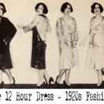 1920s Fashion – The Twelve Hour Dress