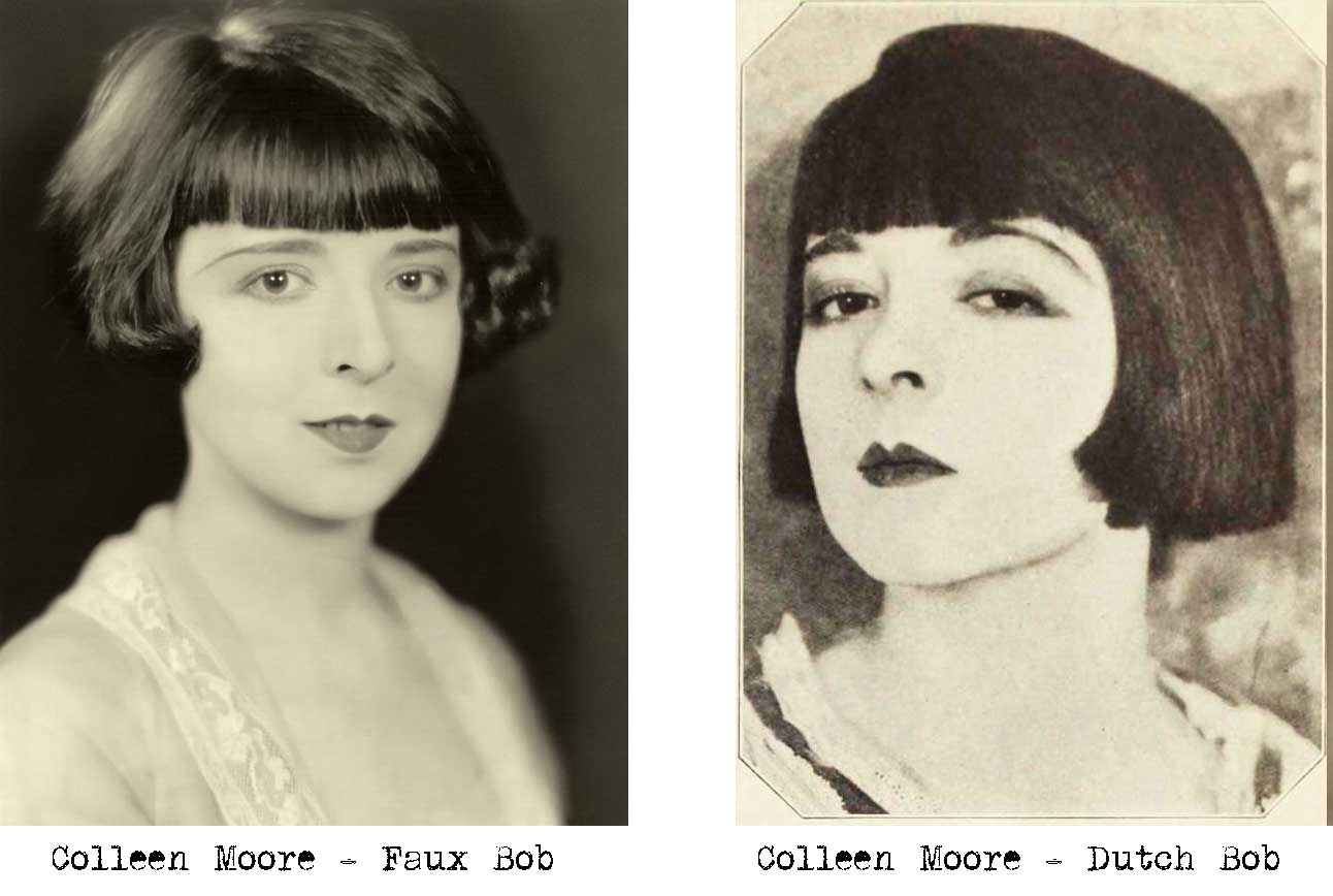 Flapper Hair Style: The Bobbed Hair Phenomenon Of 1924