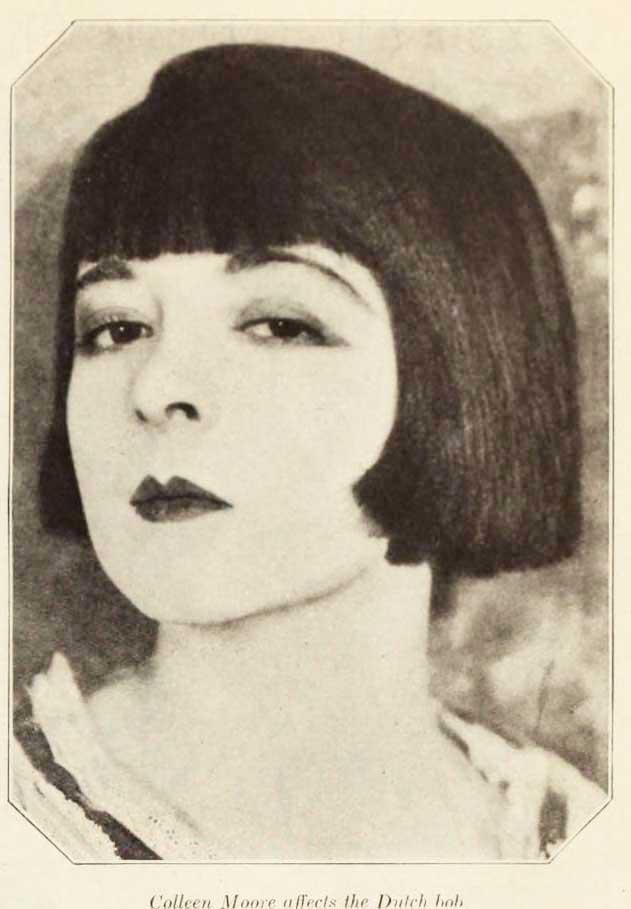 Terrific 1920S Bob The Hairstyle Phenomenon Of 1924 Glamour Daze Schematic Wiring Diagrams Phreekkolirunnerswayorg