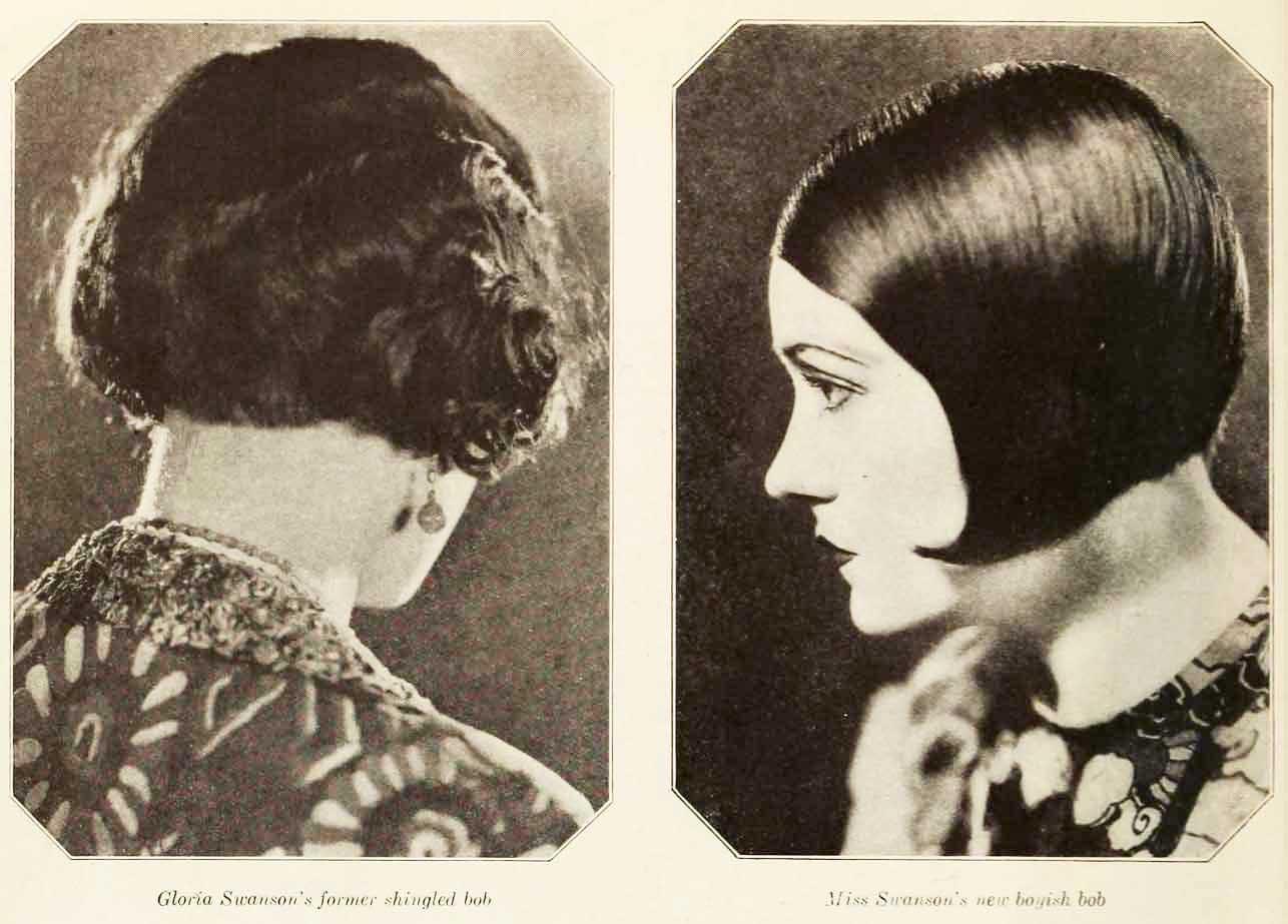 1920 S Hair Styles: The Bobbed Hair Phenomenon Of 1924