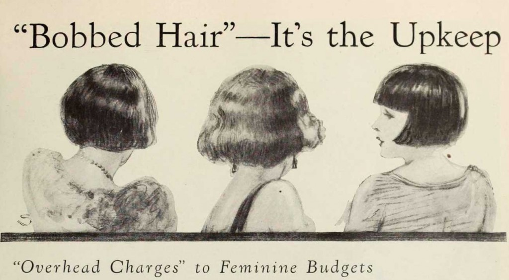 1920's Bob - The Hairstyle Phenomenon Of 1924