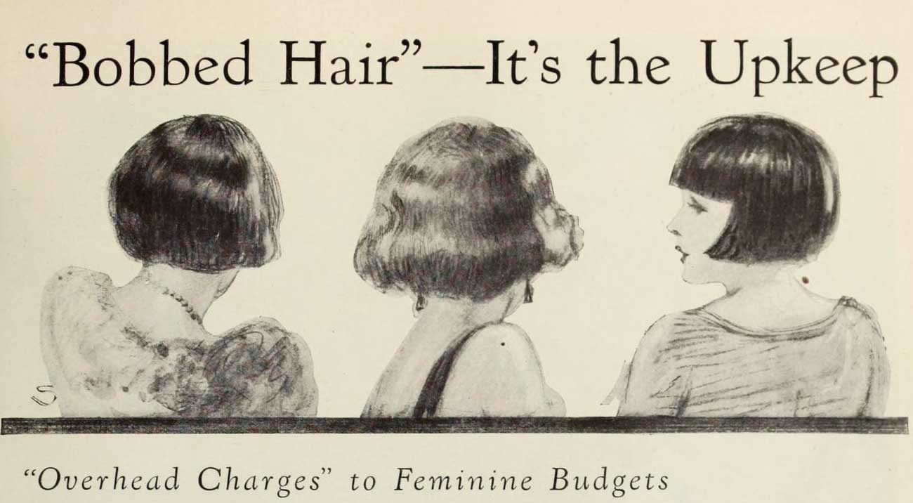 1920s Hairstyles The Bobbed Hair Phenomenon Of 1924