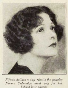 1920s-Hairstyles---The-Bobbed-Hair-cost---Norma-Talmadge