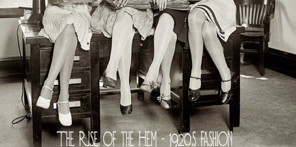 1920s-fashion---Rise-of-Skirt-Hems