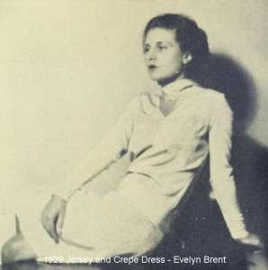 1929-Jersey-and-Crepe-Dress---Evelyn-Brent