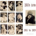 A 1920s Cloche Hat Timeline – 1920 to 1929