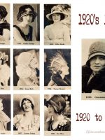 A-1920s-Cloche-Hat-Timeline---year-1920-to-1929