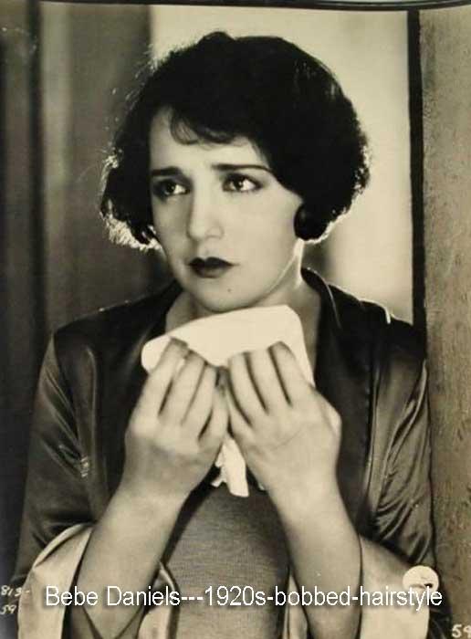 1920s Bob The Hairstyle Phenomenon Of 1924 Glamour Daze