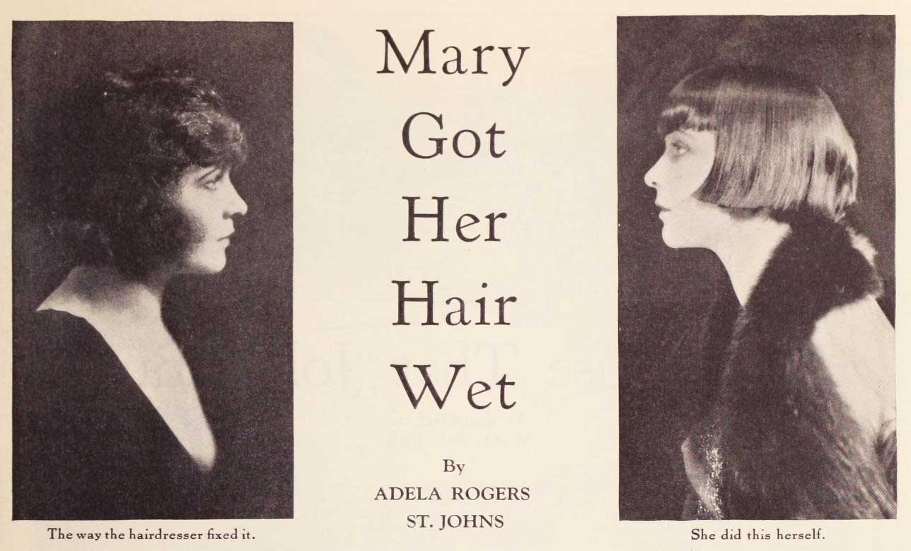 The Dutch Bob Cut - Origin of an iconic 1920s Hairstyle | Glamourdaze