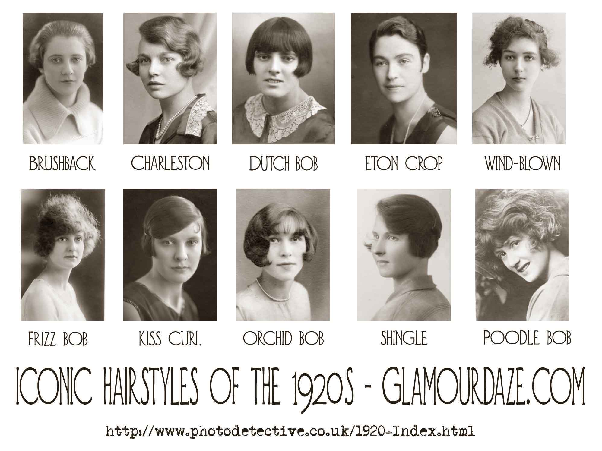 History Of Womens Fashion 1920 To 1929 Glamour Daze