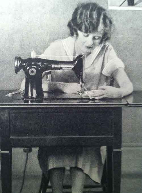 1920s-Home-sewing-fad