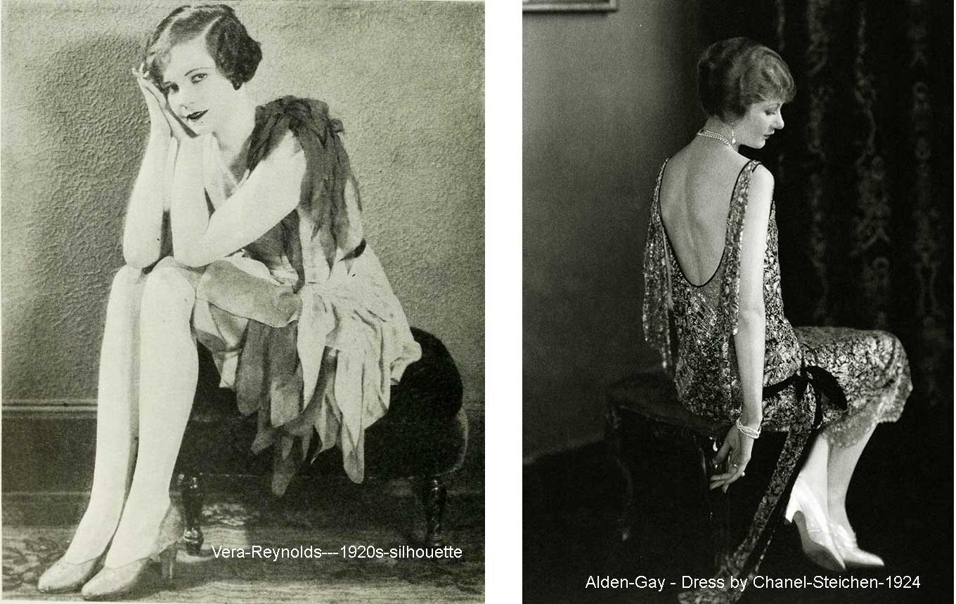History of Womens Fashion - 1920 to 1929 | Glamourdaze