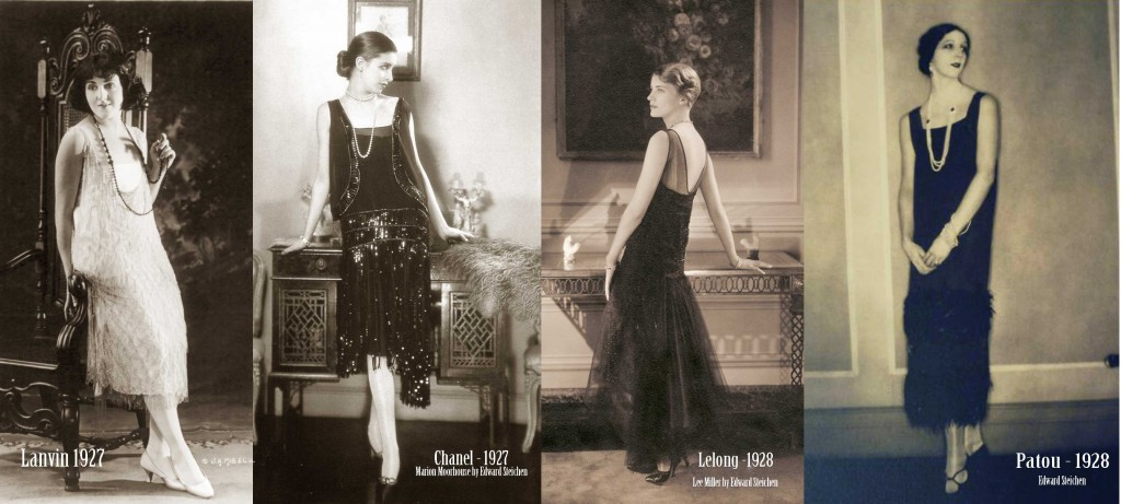 1920's Designer Evening Dresses