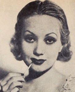 1930s-Fashion-and-Beauty---Makeup-Tips-for-Eyes-and-Lips---ann-sothern