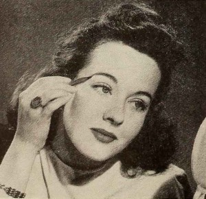 1941-Eye-Make-up-Tips 5 - Peggy Moran
