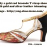 4--1920s-dress-shoes-Lady-s-gold-red-brocade-T-strap-shoes