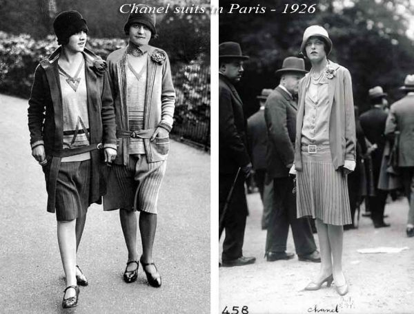 Coco-Chanel-suits---Paris-1926