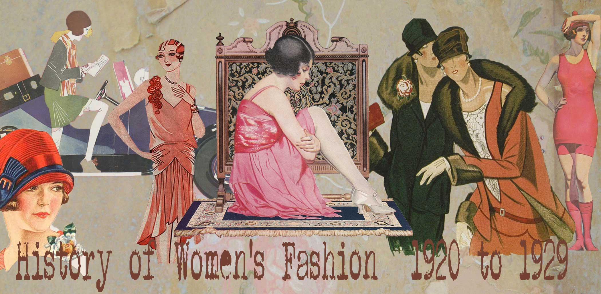1920s Women Fashion History