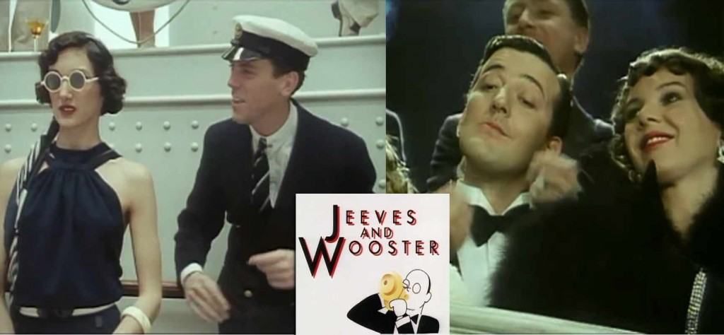 1920s fashion - Jeeves-and-Wooster---1920s-parody