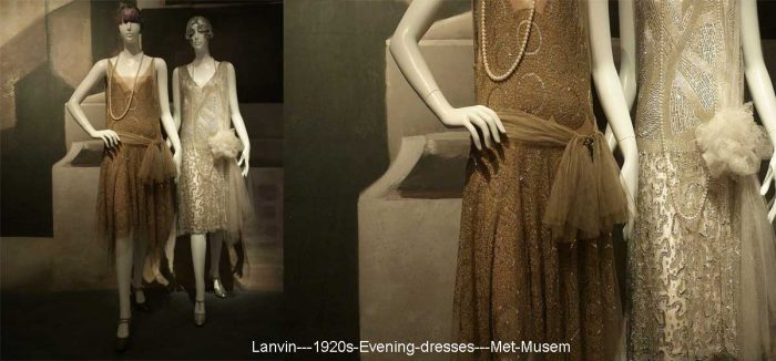 Lanvin---1920s-Evening-dresses---Met-Musem