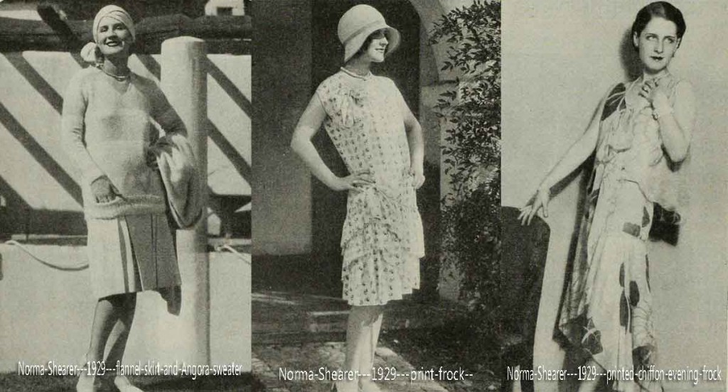 Norma-Shearer---1929---summer-wardrobe-fashion
