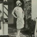 1920s Fashion – Hollywood Summer Style Report for 1929.
