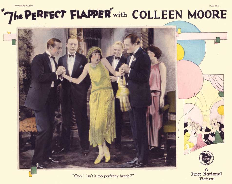 1920s fashion - The-Perfect-Flapper---Colleen-Moore