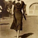 1930s Fashion – Hollywood bids farewell to the Short Skirt