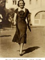 joan-crawford--The-new-1930s-silhouette---lower-skirt-hems