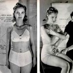 100,000 US Women measured for 1940s Dress sizes
