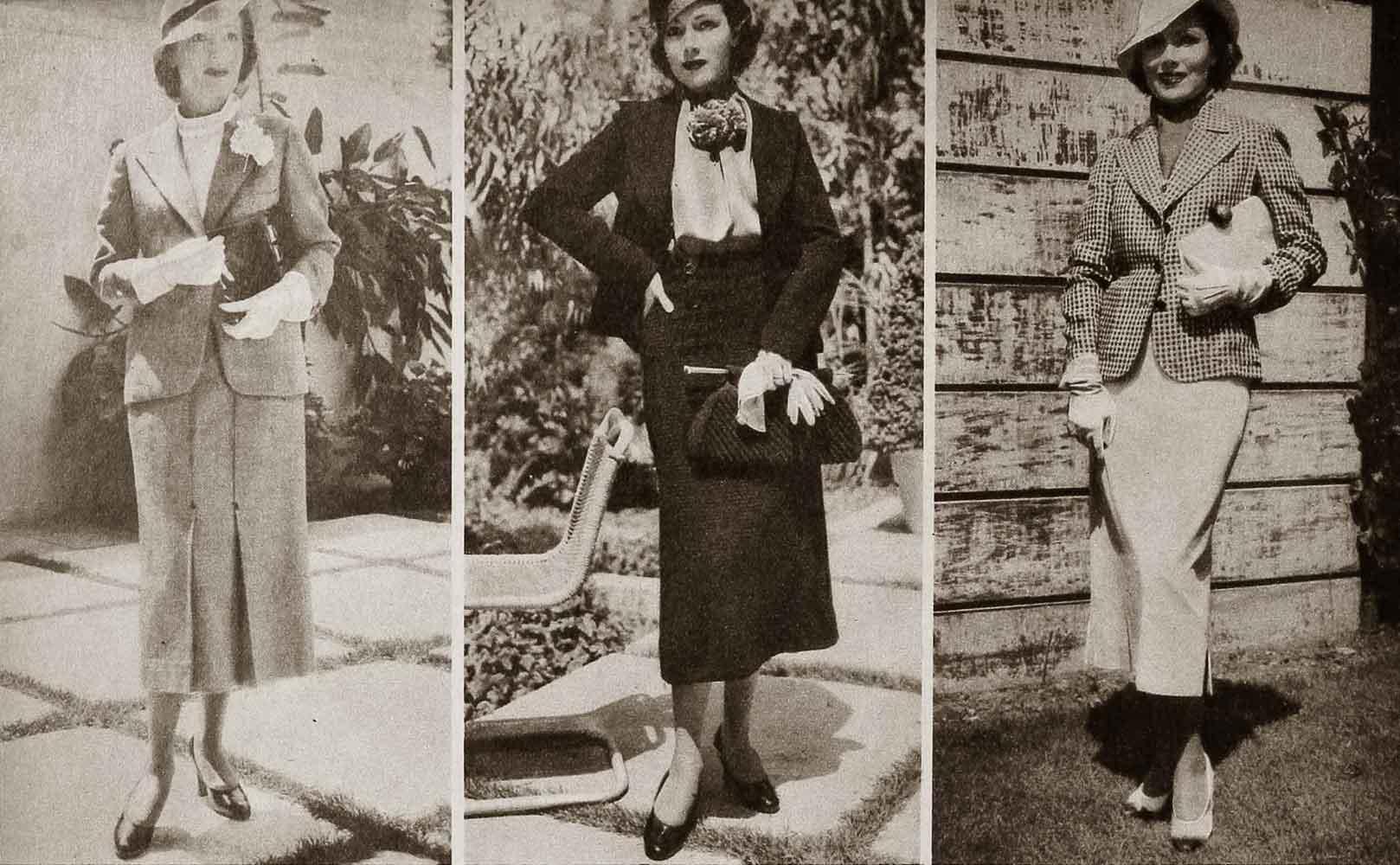 1935 Hollywood Wardrobe