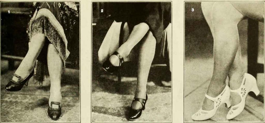 1920s shoe style
