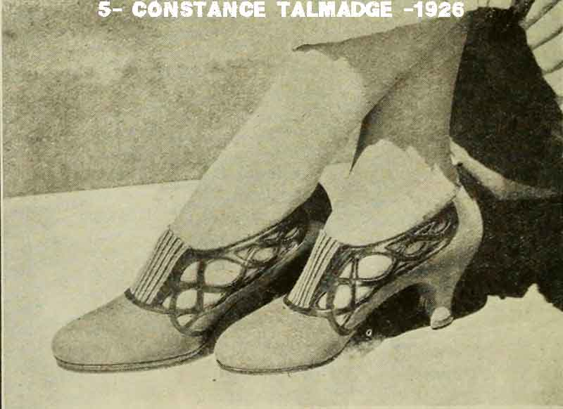 1920s shoe style