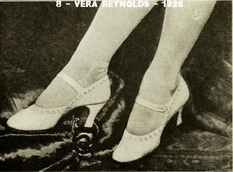 1920s shoe styles