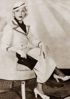 1930s-Fashion---Hollywood-Tries-White-Magic-for-Summer-1934
