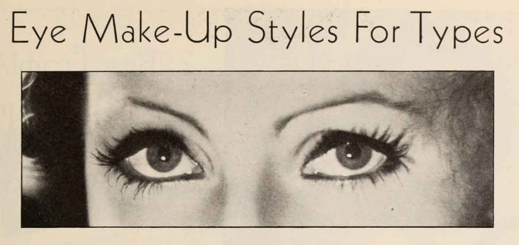 1933-Beauty-Shop---Eye-makeup-styles-for-Types---Greta-Garbo