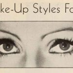 1933 Beauty Shop – Eye makeup styles for Types