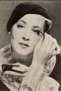 1933-Beauty-Shop---Eye-makeup-styles-for-Types---Mae-Clarke