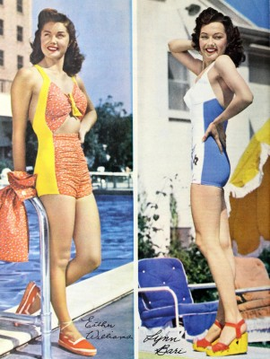1940s-Beauty---Put-Magic-in-to-your-Holiday-Makeup--bathing-beauties