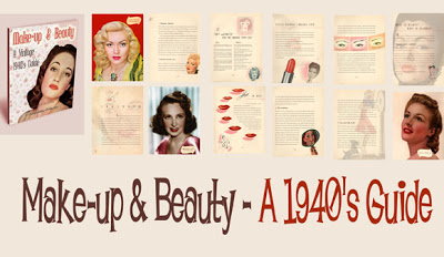 1940s Makeup Guides