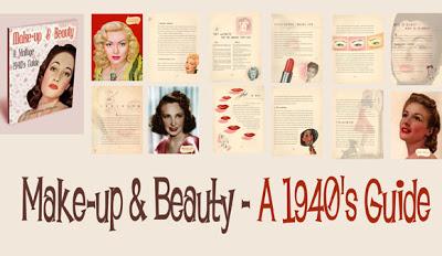 1940's Make-up - The Lipstick Decade | Glamourdaze